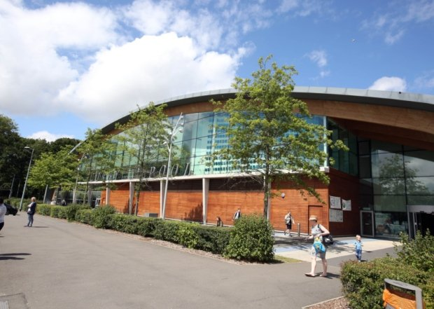 Corby East Midlands International Pool is hosting Gala