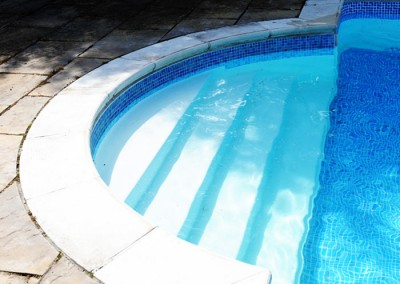 16' x 32' Panel and Liner Rectangular Pool