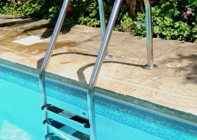 15' x 40' Panel & Liner Rectangular Exercise Pool