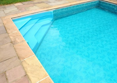 16' x 44' Outdoor Family Pool
