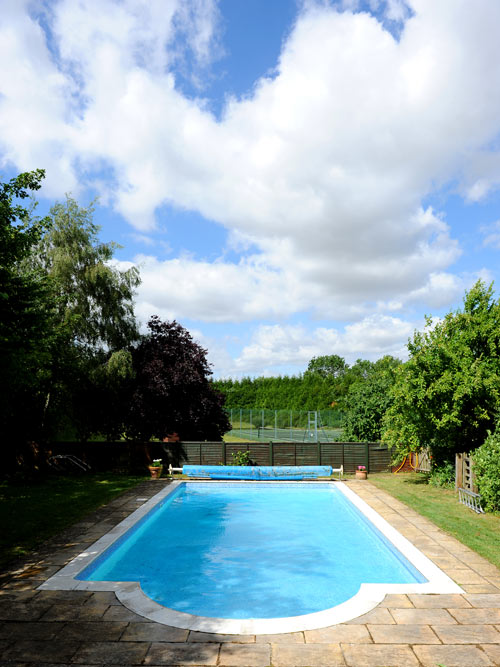16 X 32 Panel And Liner Rectangular Pool Cascade Pools