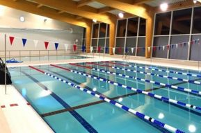 A new £13.5m swimming pool and leisure centre has opened in Heston