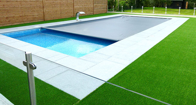 Automatic Safety Covers and Safety Covers | Cascade Pools Suffolk