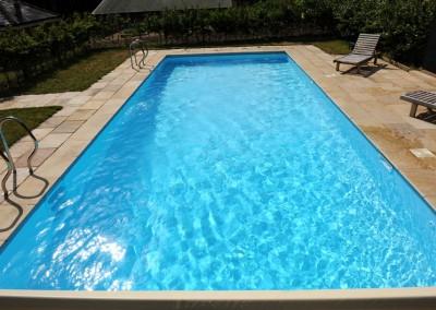 Liner Pool Installation