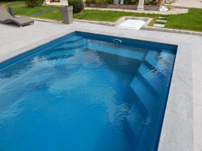 Pool Stair Construction Amp Swimming Pool Stair Construction