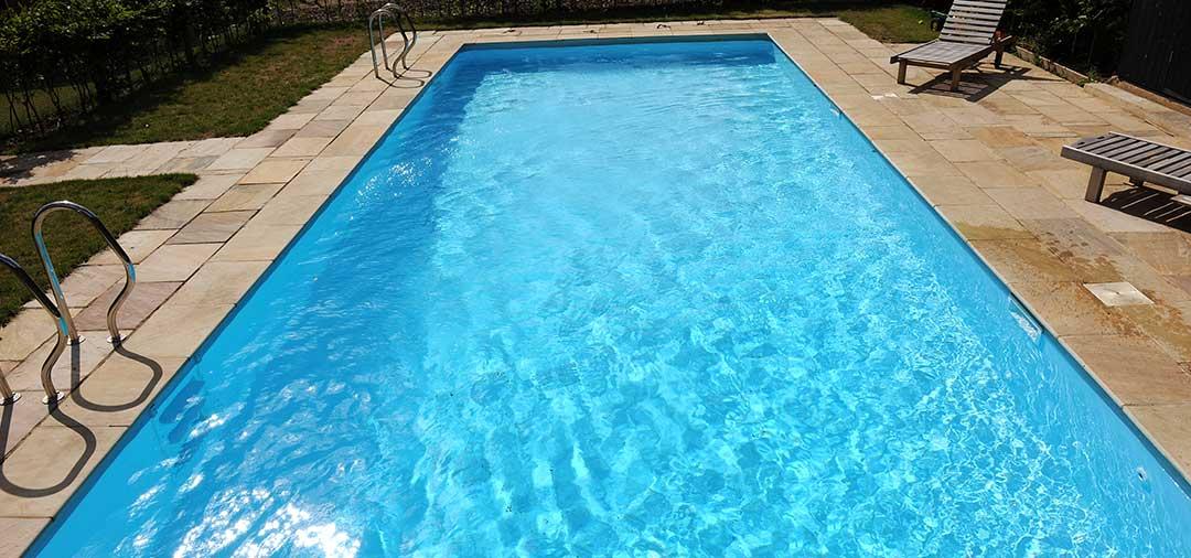 rectangular pools