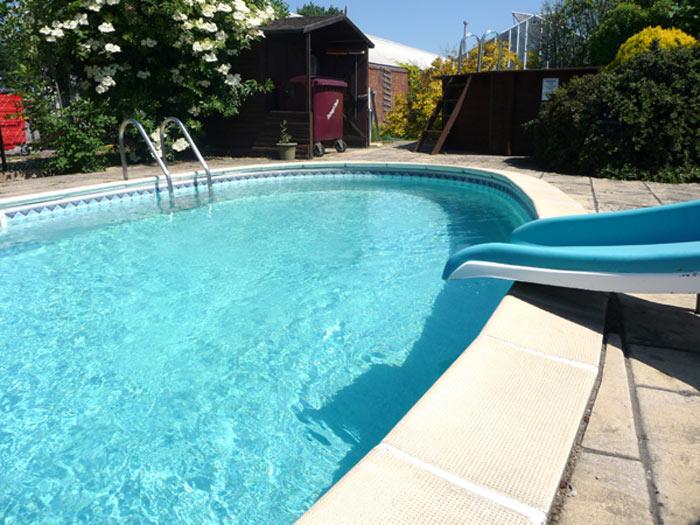 12' x 24' Constant Depth Oval Pool