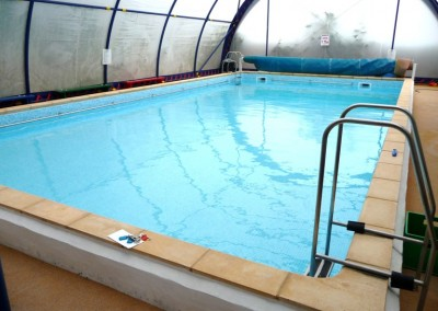 40' x 20' Primary School Swimming Pool Refurbishment