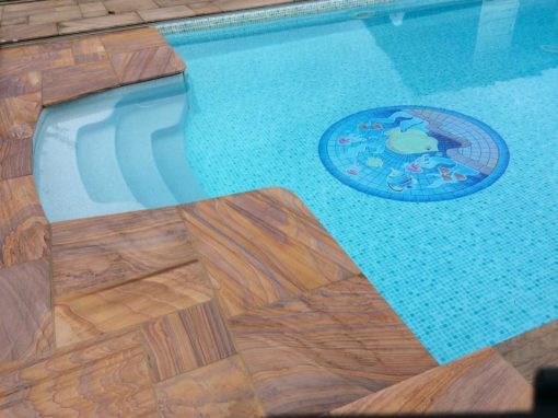 11m x 5m In Ground Line Pool